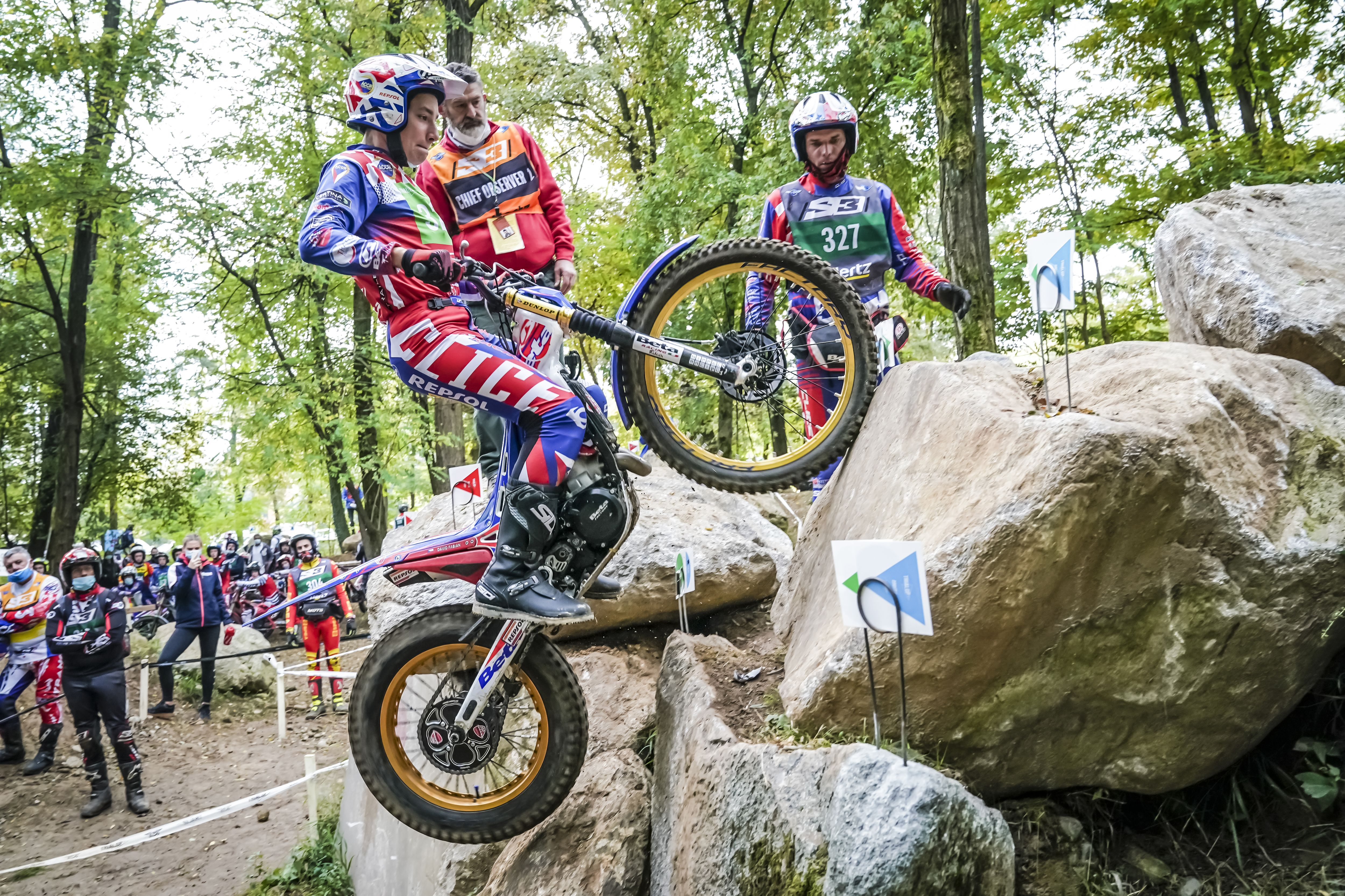 FIM Trial World Championship 125cc