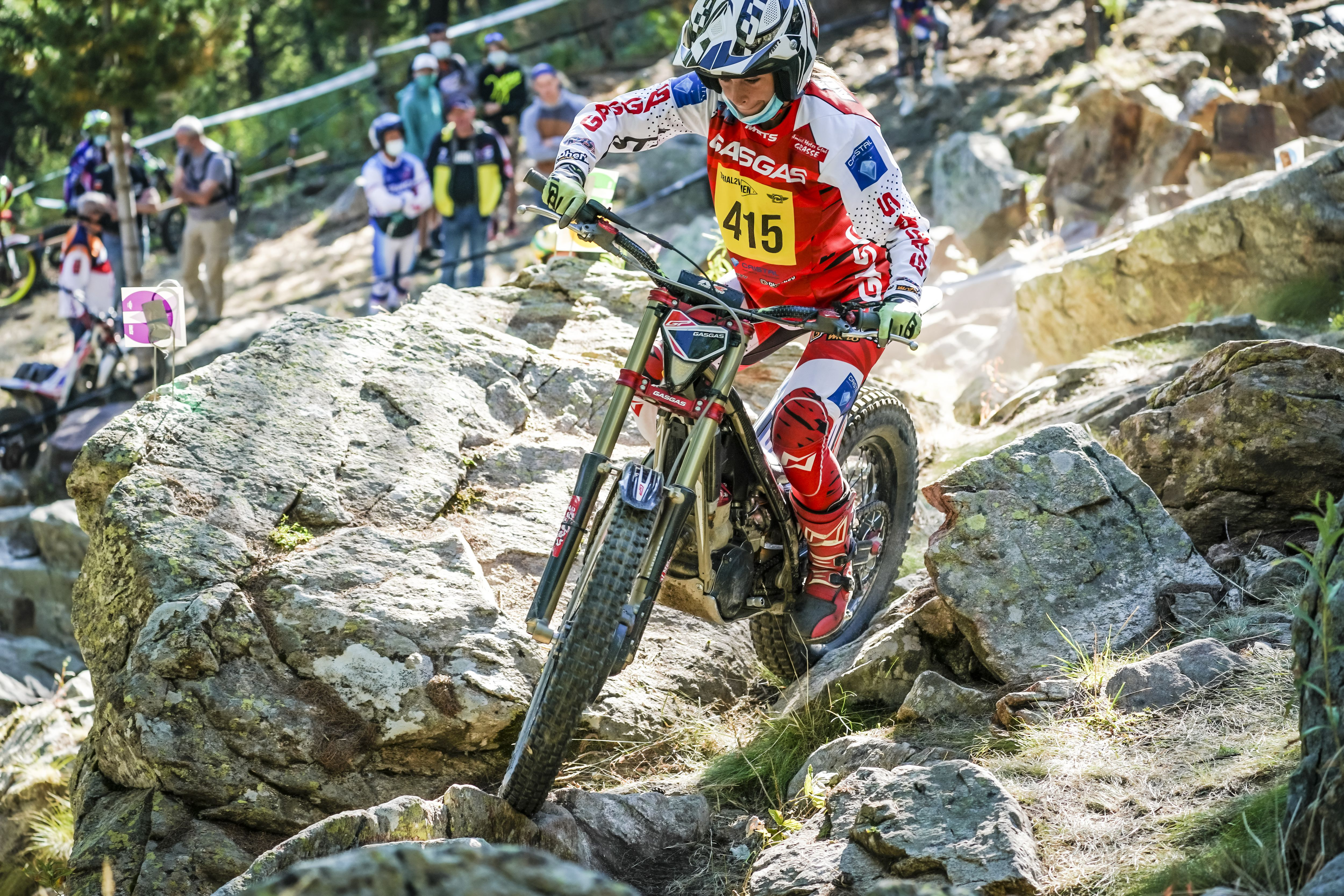 FIM Women's Trial2 World Cup