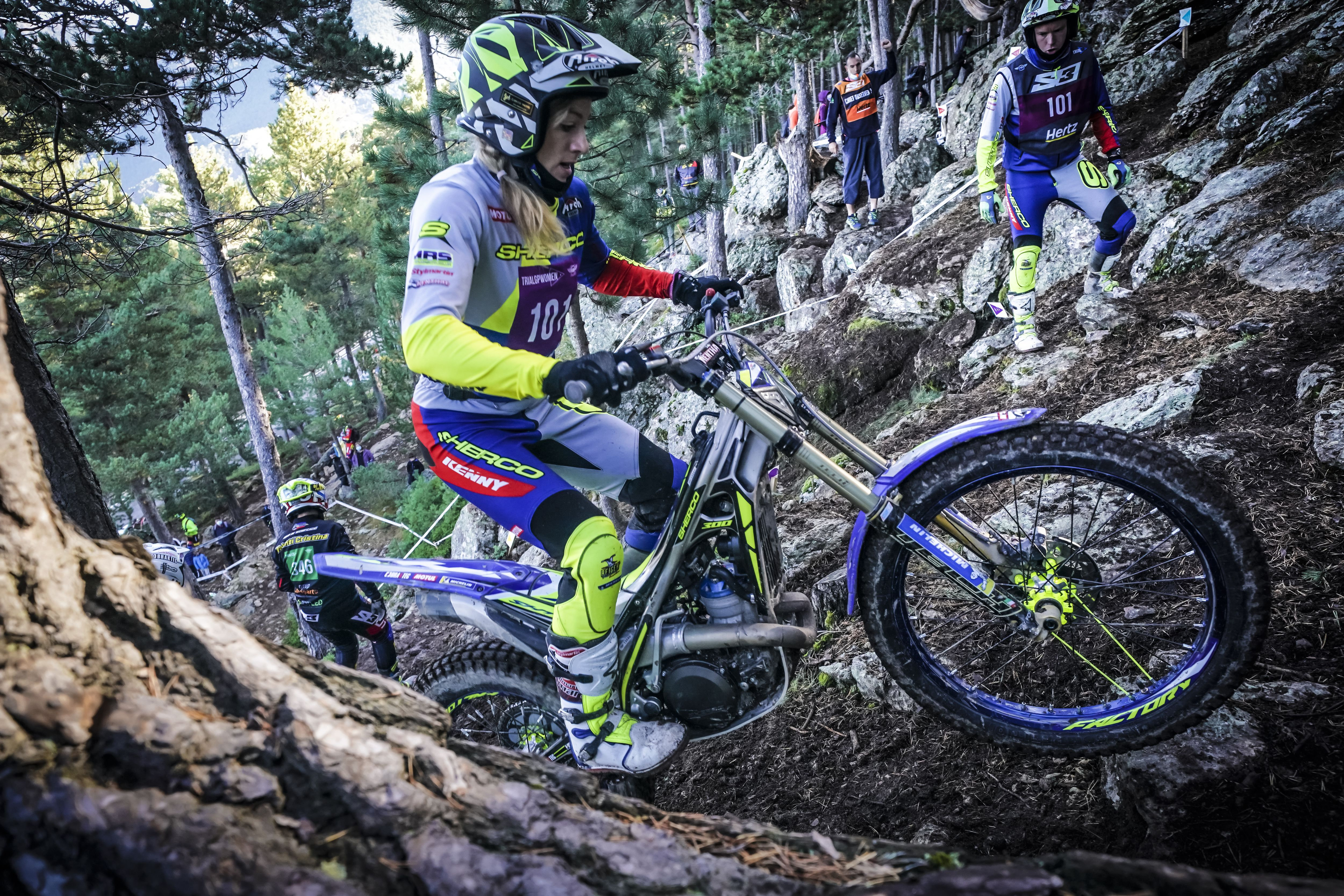 FIM Women's Trial World Championship